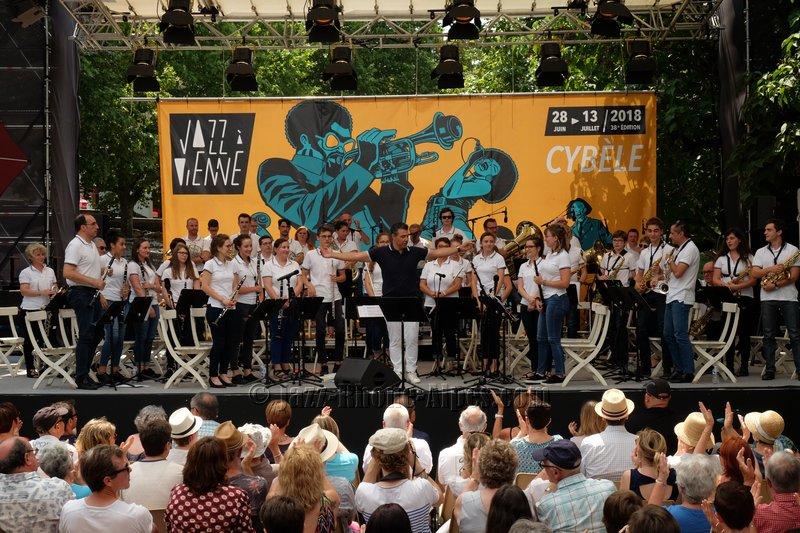 Transmusical à Jazz à Vienne 08 juillet 2018