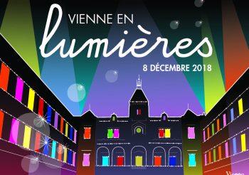 Vienne en Lumières 8 décembre 2018