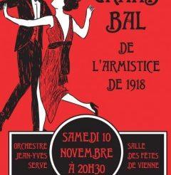 Bal de l'armistice 10 Novembre 2018 (sur invitation)
