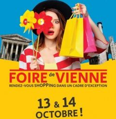 Foire de Vienne 14 octobre 2018