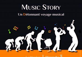 MUSIC STORY 3 février 2019